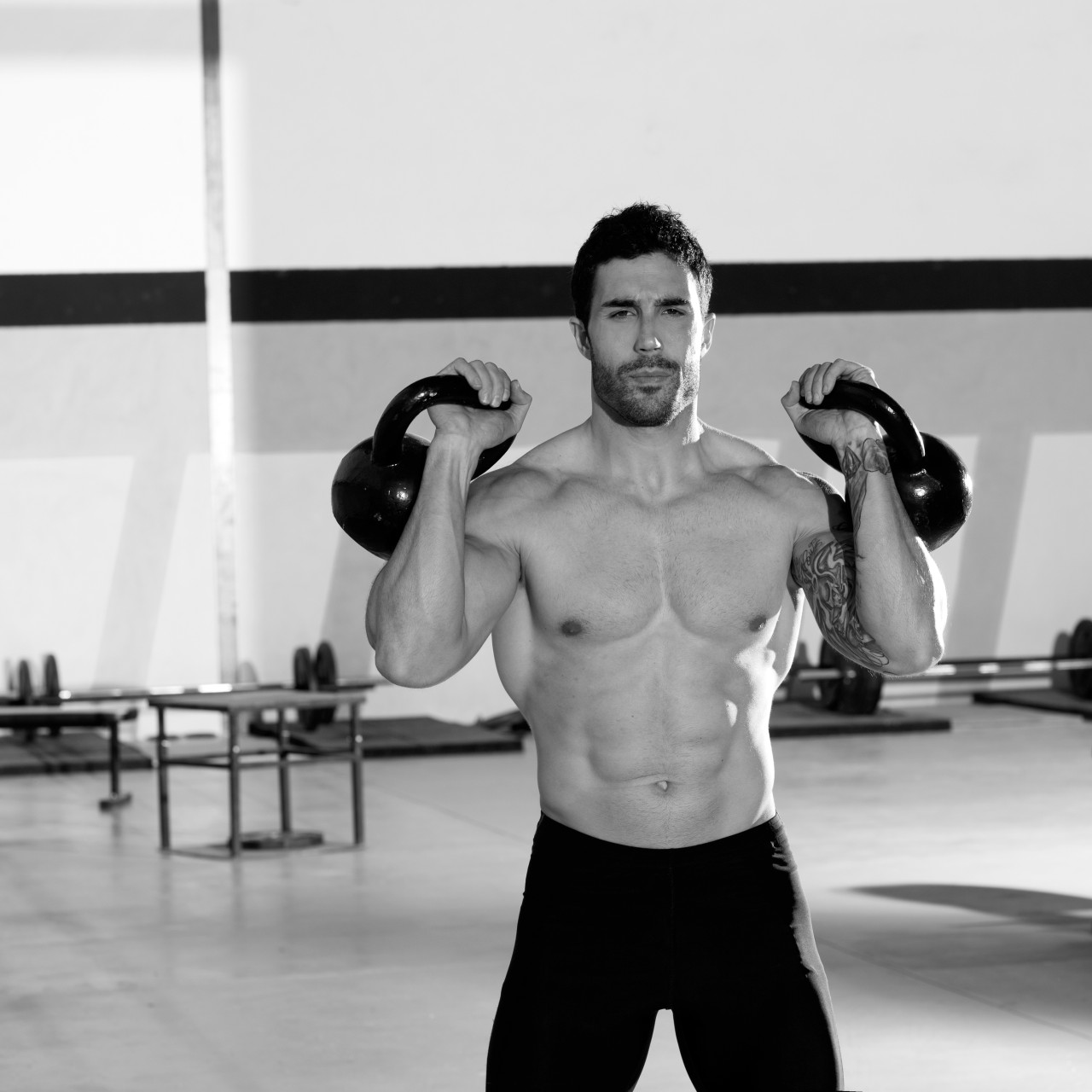fitness træner
